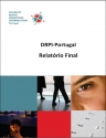 Capa do DRPI-Portugal: relatório Final