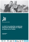 DECIDE: Monitoring the right to social protection of persons with disabilities in Algeria, Tunisia and Morocco
